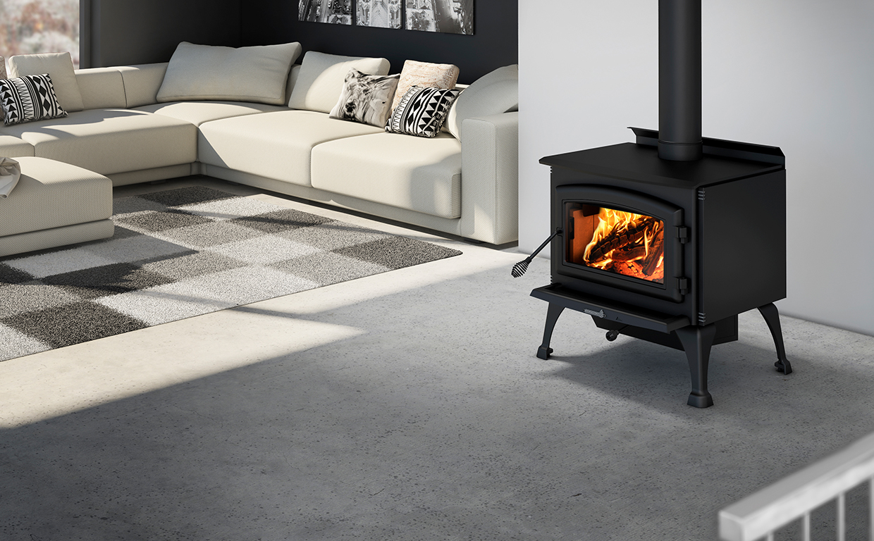 Difference Poele A Bois Et Insert solution 2.3 | wood stoves | enerzone