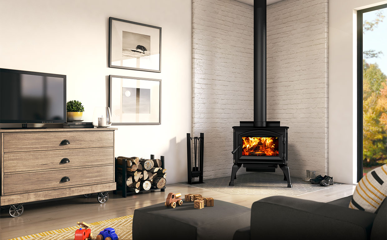 Difference Poele A Bois Et Insert solution 1.7 | wood stoves | enerzone