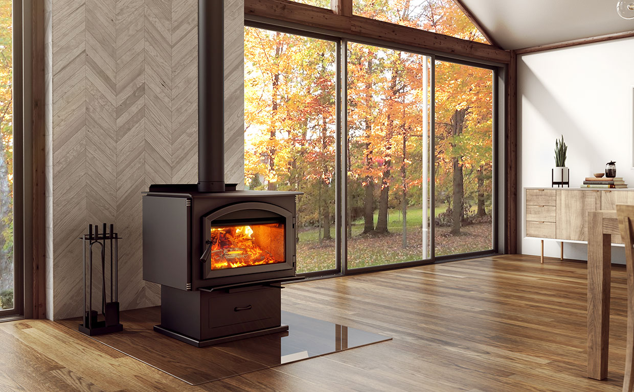 Solution 3 5 Wood Stoves Enerzone